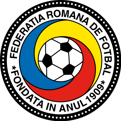 Romania fotball logo