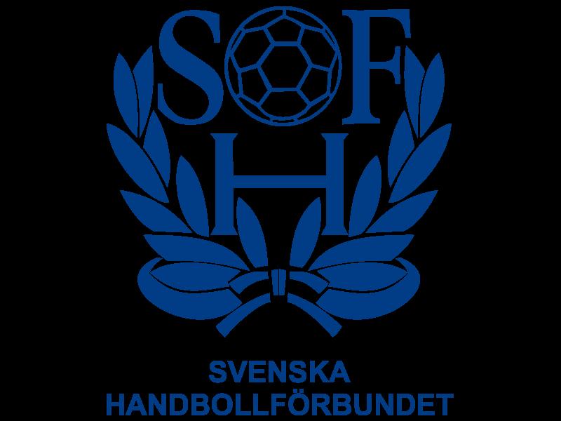 Svensk håndballforbund logo