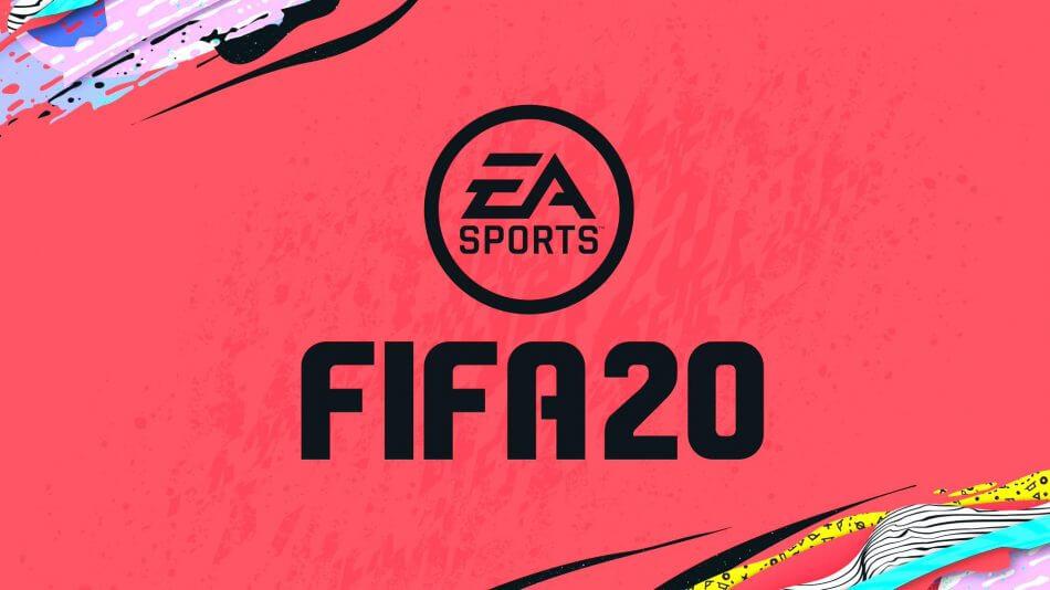 Coveret til FIFA 20. Foto: EA Sports