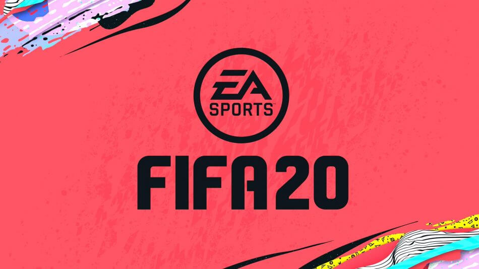 Coveret til FIFA 20. Foto: EA Sports