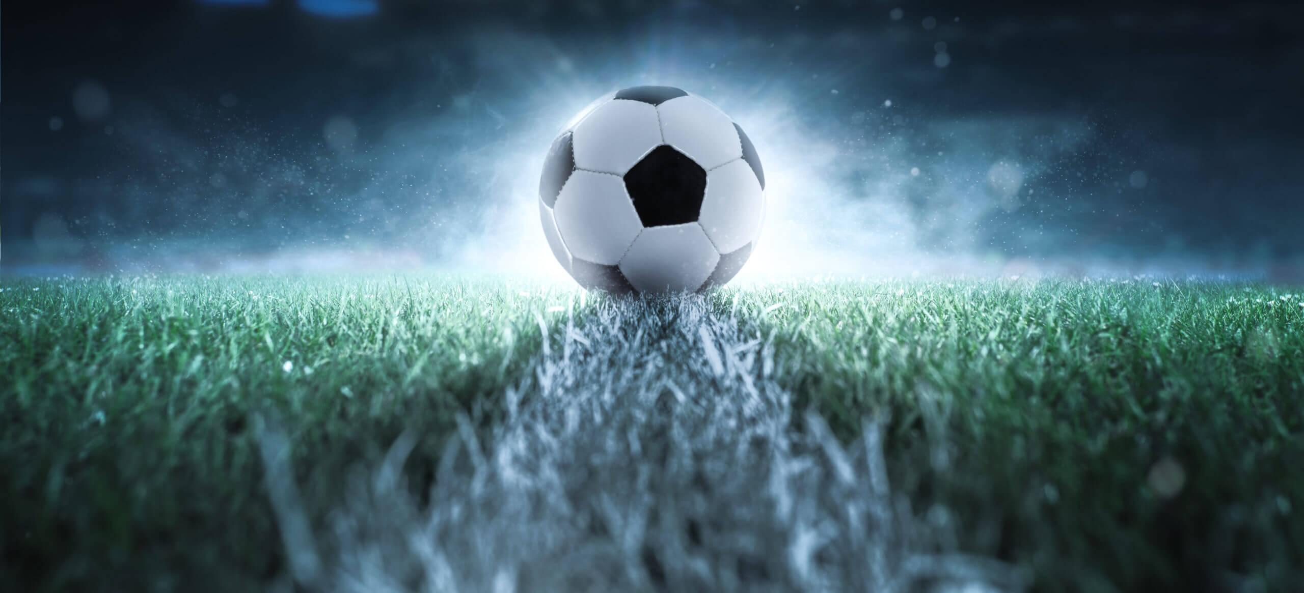 Fotball på midtstreken
