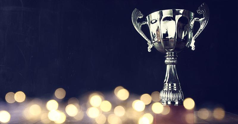 Pokal ifm Champions League finale med Lewandowski