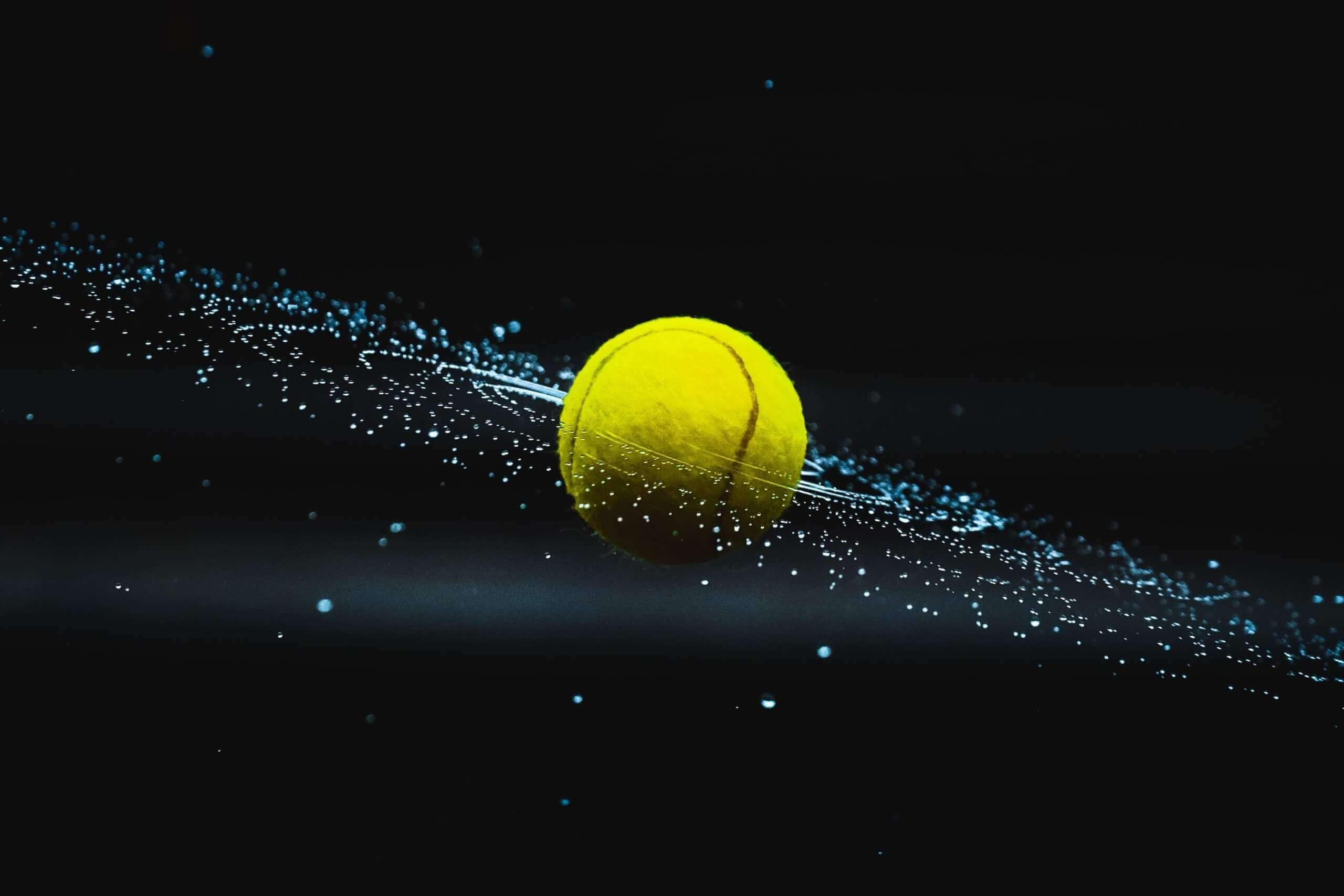 Generisk tennisball US Open 2020