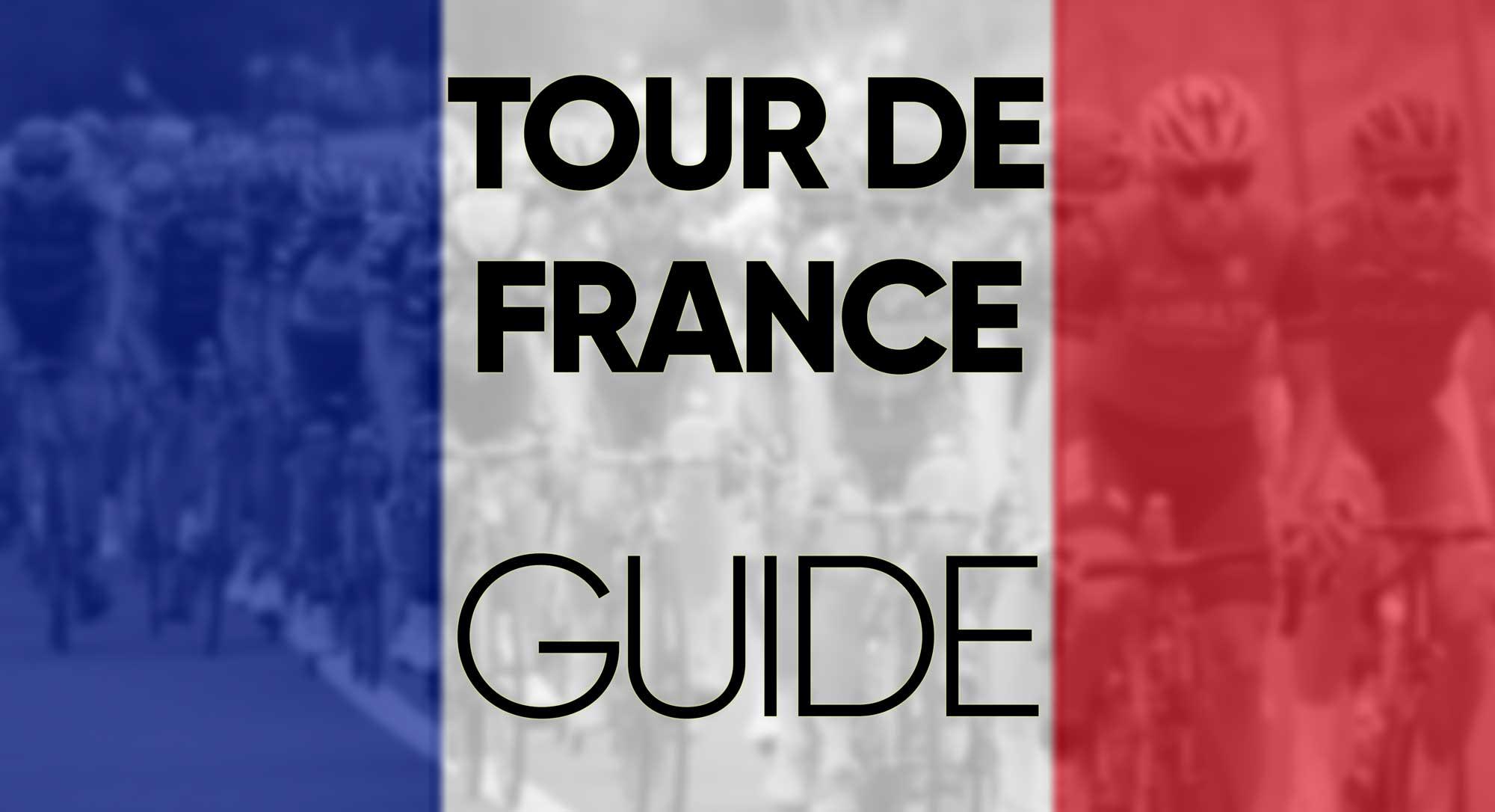 Tour de France Guide