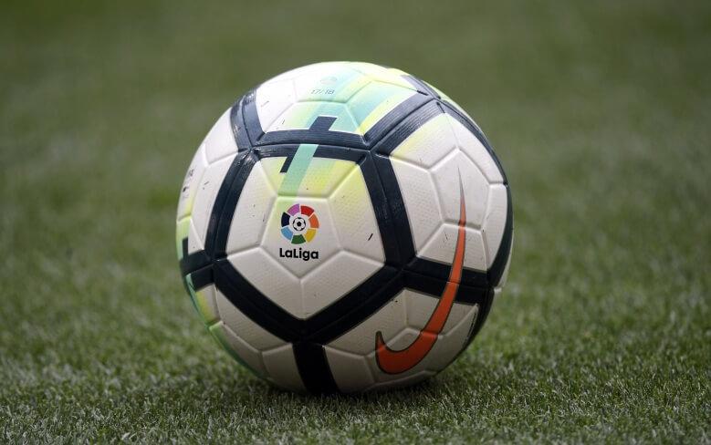 La Liga ball 2018