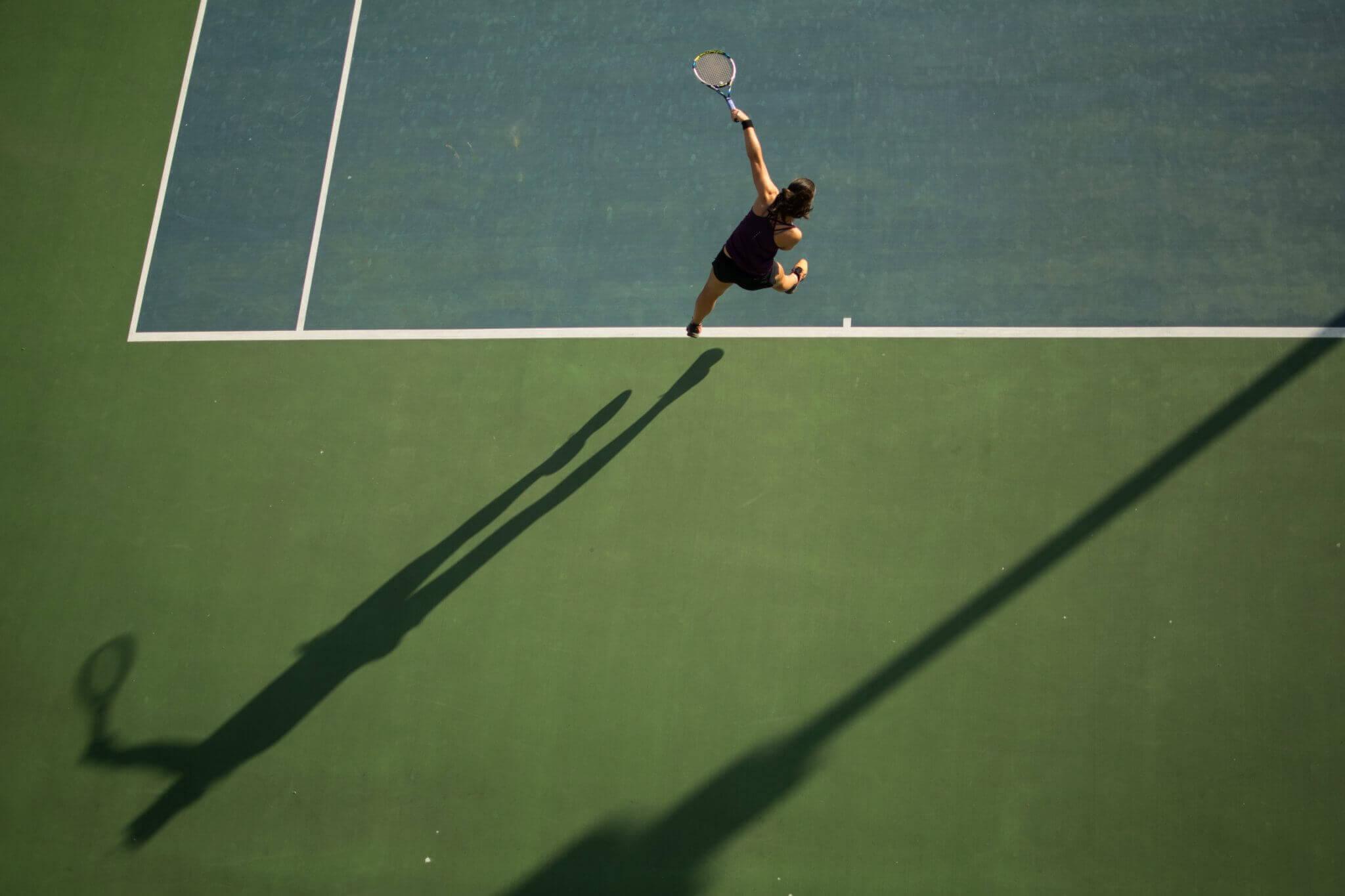 Tennis er sporten som bedrives av verdens best betalte damer i idrett