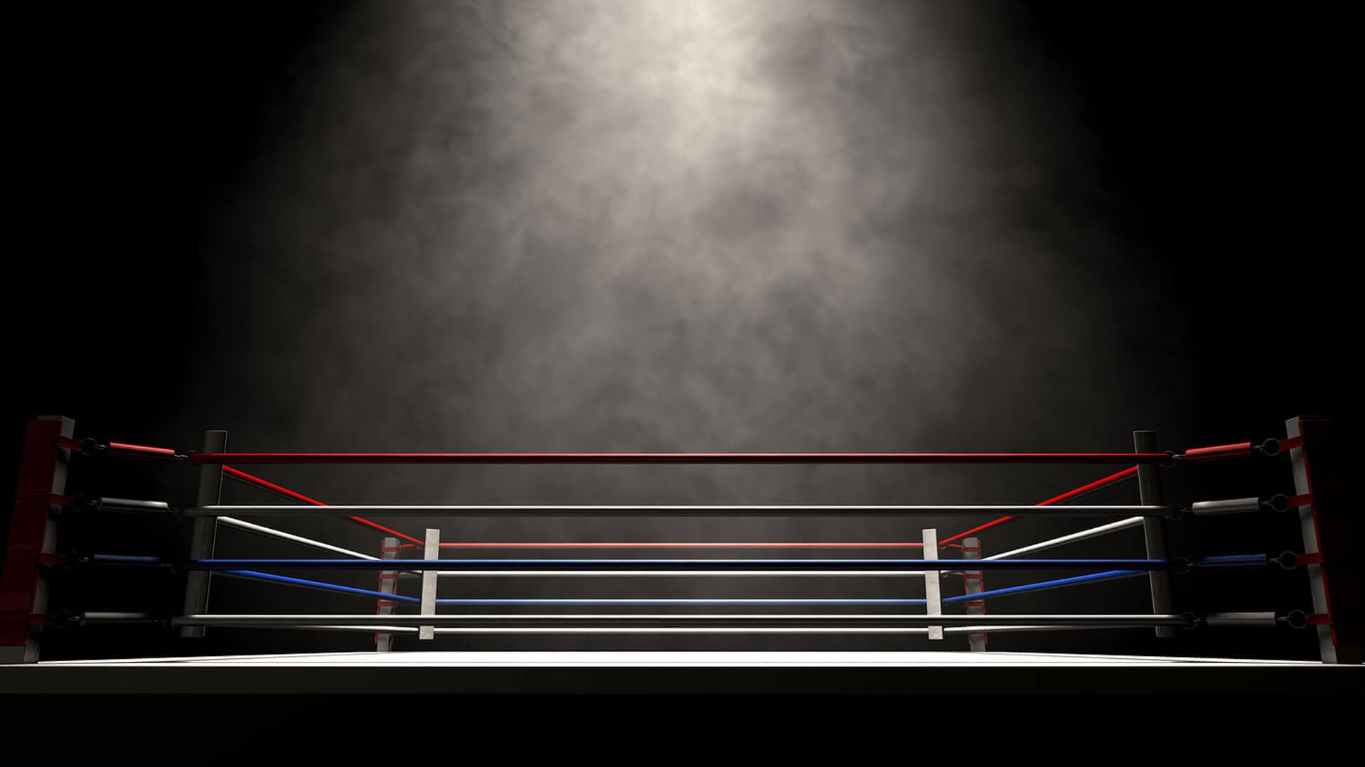 Boksering hvor Mike Tyson vs Jones Jr skal kjempe