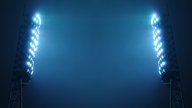Stadion lys