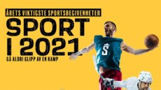Sportsåret 2021 – Årets høydepunkter på TV
