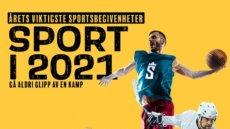 Sportsåret 2021 – Årets høydepunkter på TV