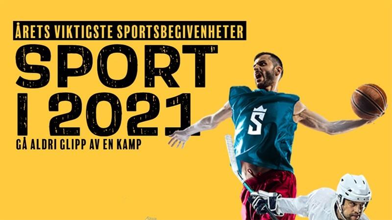 Sportsåret 2021