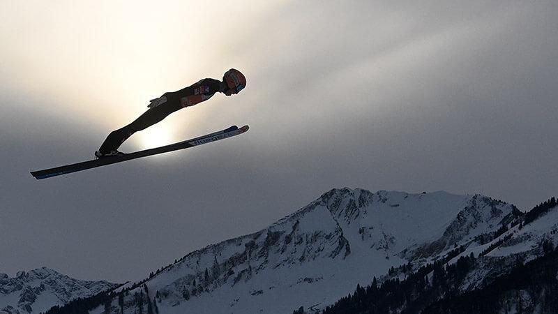 Skihopp fra Oberstdorf