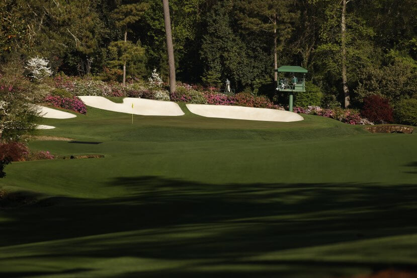 Spenning fra Augusta Golf Club og The Masters 2021