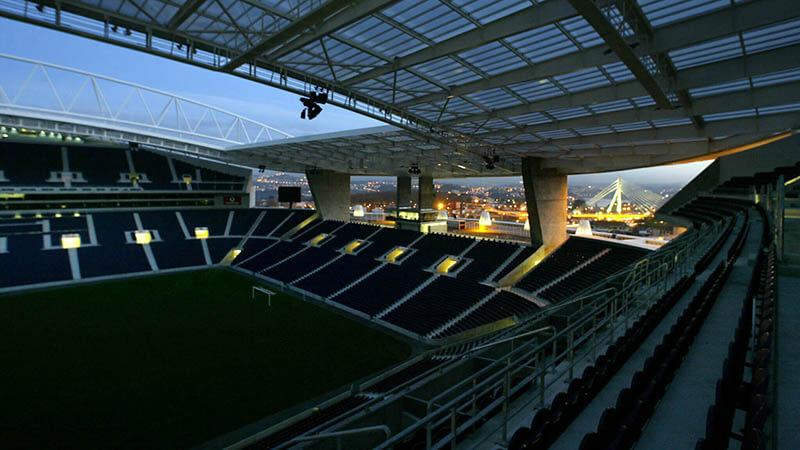 Estádio do Dragão er stedet for Champions League-finalen