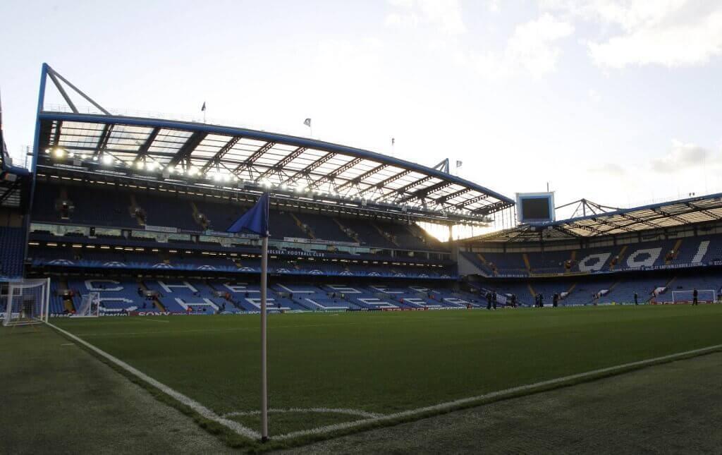 Stamford Bridge er hjemmebanen til Chelsea, en av årets favoritter til å vinne Premier League
