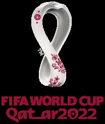Fotball-VM logo 2022